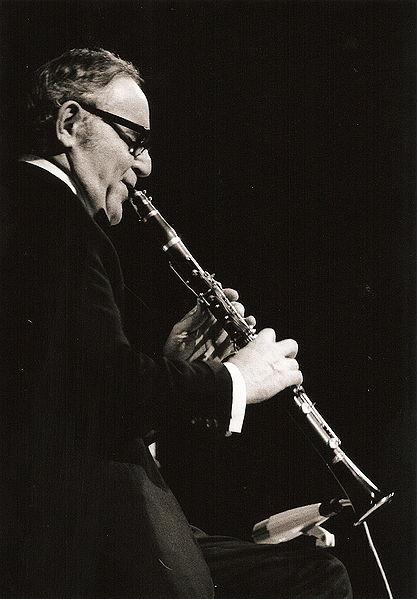 Benny Goodman in concert 1971